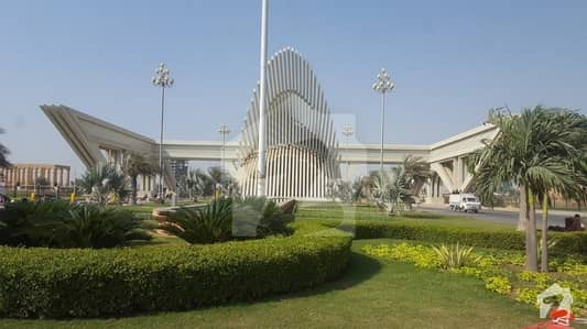Residential Plot File For Sale In Bahria Town Karachi