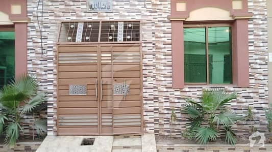 2 Marla Brand New Double Storey House For Sale In Al Hamad Park Phase 1 Lahore