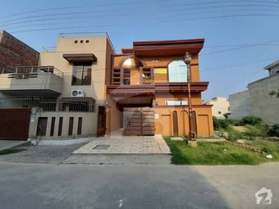 5 Marla House For Sale In C Block Of Eden Boulevard Lahore