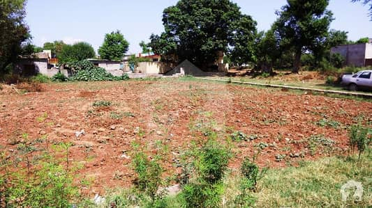 15 Marla Residential Possession Plot At A Perfect Location In Bani Gala Islamabad