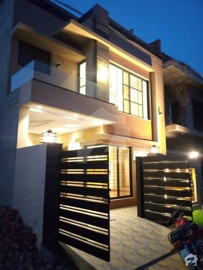 5 Marla Brand New House Is For Sale In Shadab Garden