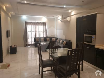 Brand New Furnished One Bed Apartment For Rent In Bahria Height Two Bahria Town Rawalpindi