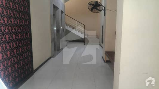 Flat Available For Rent In Gohar Comforts At Shaheede Millat Road