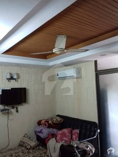 2.5 Marla New Brand Flat For Sale At Davis Road Lahore