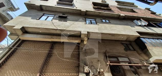 Five Storey Commercial Building With Basement For Sale On Dil Muhammad Rod Old Beadon Road Lahore