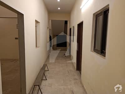 3 Rooms Upper Portion With 3 Bath 105 Sq Yards Shah Faisal Colony Alfalah Housing Society