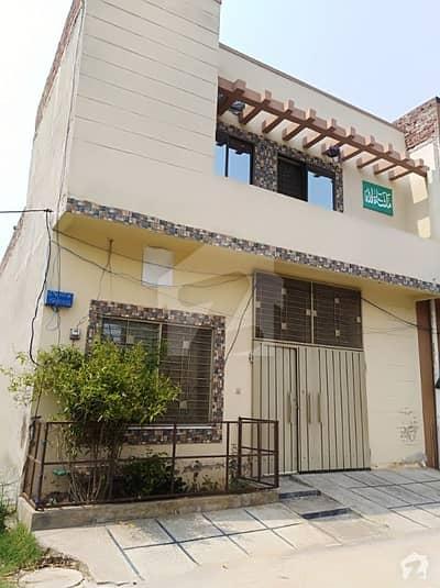 غوث گارڈن - فیز 4 غوث گارڈن لاہور میں 3 کمروں کا 5 مرلہ مکان 65 لاکھ میں برائے فروخت۔