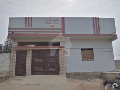 120 Sq Yard Single Storey Bungalow Available For Sale At Manthar Shoro Goth Bypass Qasimabad Hyderabad