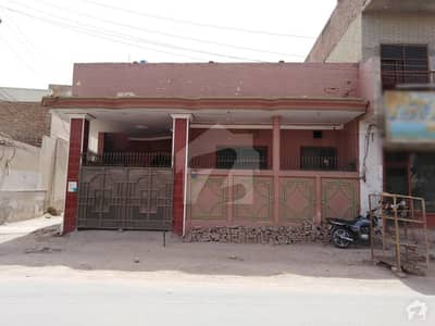 3.45 Marla Single Story House For Sale