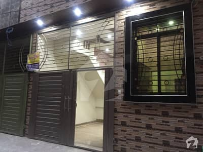Mian Farooq Estate Offer 3 Marla Double Storey Brand New Beautiful House For Sale In Nabi Pura Lalpul Lhr