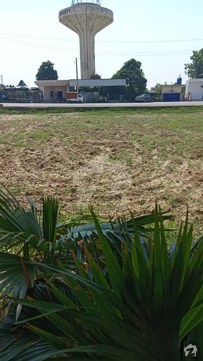 27 Marla Corner Plot Available For Sale In State Life Phase 1 Block A