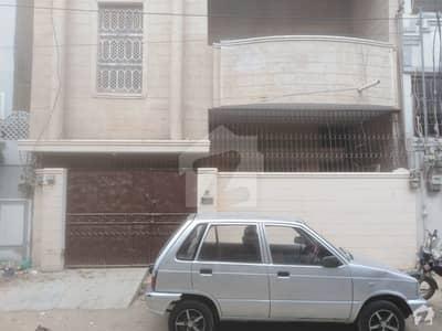 نارتھ کراچی ۔ سیکٹر 9 نارتھ کراچی کراچی میں 4 کمروں کا 5 مرلہ مکان 1.35 کروڑ میں برائے فروخت۔