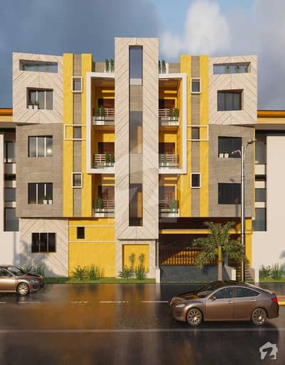 Apartment For Sale In Ahmed Heights