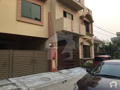 8 Marla Double Storey Home 5 Bed For Sale In Johar Town