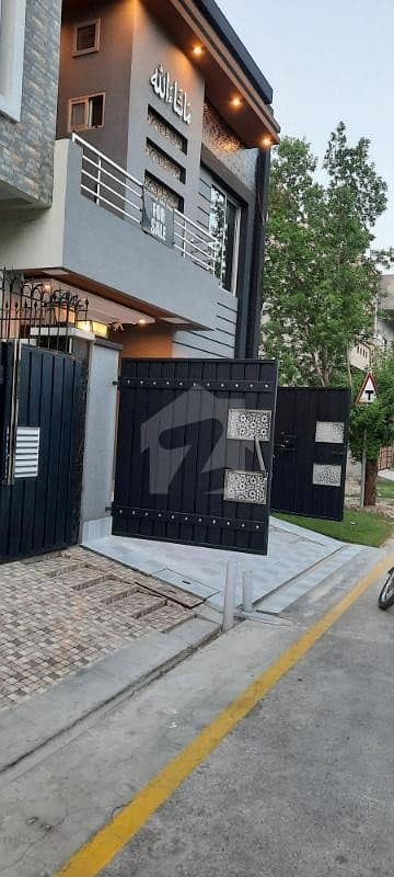 5 MARLA BRAND NEW DOUBLE STORY HOUSE FOR SALE IN EDEN BOULEVARD