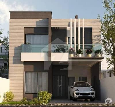 5 Marla Luxury Double Storey House For Sale At Near All Live Facilities  in  25 Feet Street