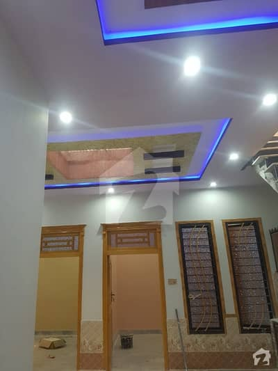 3 Marla Beautiful Fresh House For Sale In Sultan Colony Dalazak Road