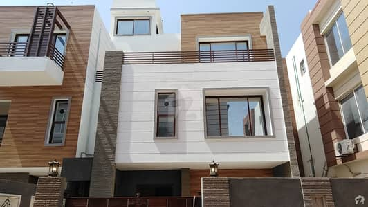 CC 120 Brand New Ground 2 Floors Town House Is Available For Sale
