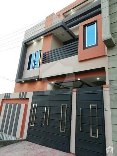 5 Marla New Fresh House In Executive Lodges On Warsak Road
