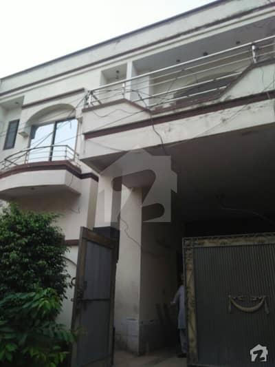 ستیانہ روڈ فیصل آباد میں 4 کمروں کا 5 مرلہ مکان 76 لاکھ میں برائے فروخت۔