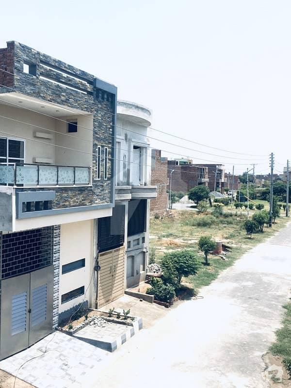 بلال سٹی لاہور ۔ شیخوپورہ ۔ فیصل آباد روڈ فیصل آباد میں 3 کمروں کا 4 مرلہ مکان 55 لاکھ میں برائے فروخت۔