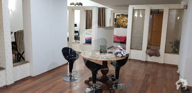 Fully Furnished 5th Floor 15 Marla 3 Bed Luxury Apartment In Mall Of Lahore On Sale