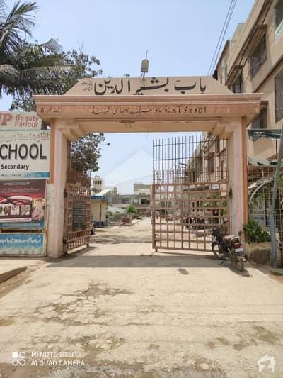 اتوا سوسائٹی سکیم 33 - سیکٹر 52-اے سکیم 33 کراچی میں 8 مرلہ رہائشی پلاٹ 1.5 کروڑ میں برائے فروخت۔