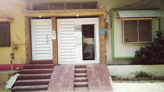 A Well Built House For Sale In Hafeez Town Mir Hussainabad