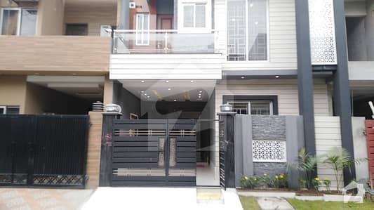 5 Marla Triple Storey Brand New House For Sale In J Block Of Johar Town Phase 2 Lahore