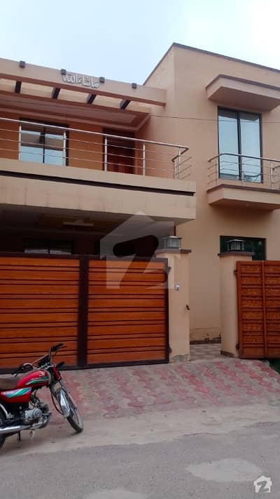 7 Marla Brand New Double Story House Is Available For Sale