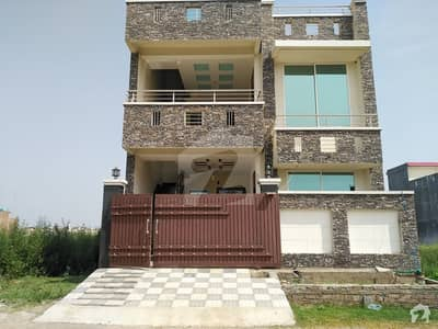 6 Marla Newly Constructed House For Sale