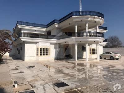 چک بیلی خان راولپنڈی میں 6 کمروں کا 26 کنال فارم ہاؤس 5 کروڑ میں برائے فروخت۔