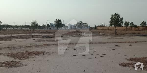 اسفہان ٹاؤن سُپر ہائی وے کراچی میں 5 مرلہ رہائشی پلاٹ 23 لاکھ میں برائے فروخت۔