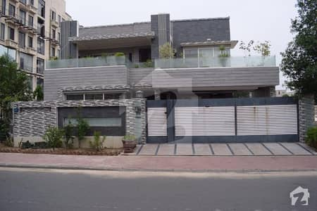 22 Marla Corner House Bahria Town Sector C Overseas A Block For Sale