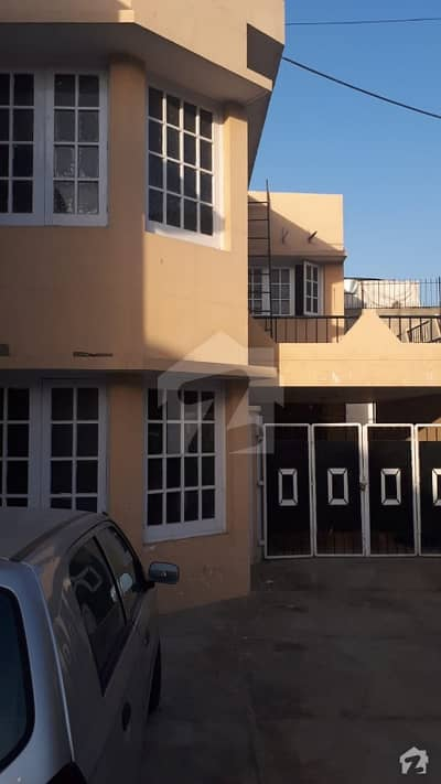 10 Marla House Is For Sale On Abdara Road