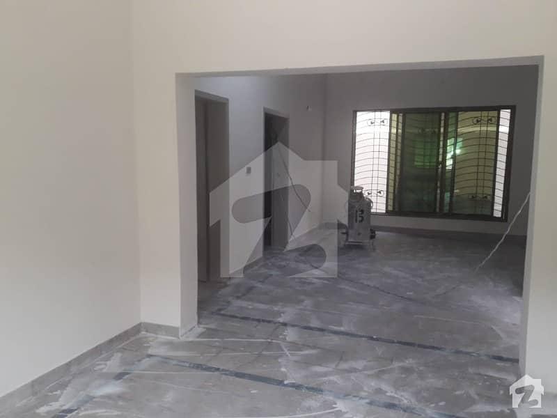 6 Marla Ground Floor Portion Corner For Rent