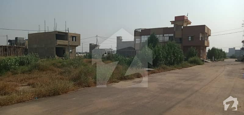 Transfer West Open 40 Feet Road Park Facing Plot Is Available For Sale
