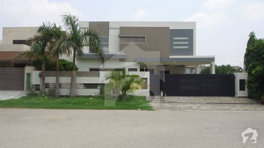 Defence One Kanal Brand New Slightly Used  House For Rent In Dha Lahore