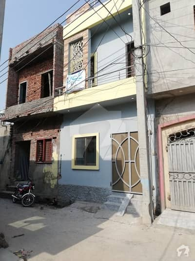 2.5 Marla Brand New House For Sale On Gt Road Gujranwala