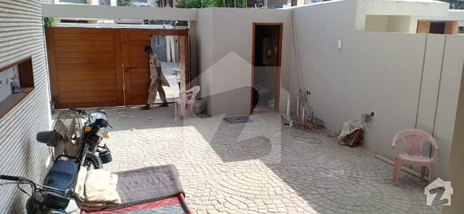 A 500 Y Commercial Brand New Pair Bungalow Available For Rent In Clifton Block 2