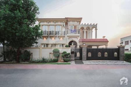 Spanish Full Basement With 7 Bed 1 Kanal Bungalow For Sale