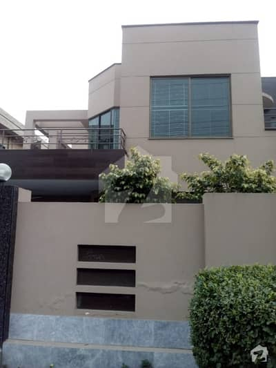 Defence Offer Kanal Lower Portion Available For Rent In Phase 3