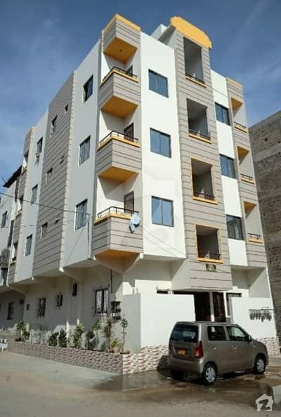 گلشنِ معمار گداپ ٹاؤن کراچی میں 2 کمروں کا 3 مرلہ فلیٹ 34 لاکھ میں برائے فروخت۔