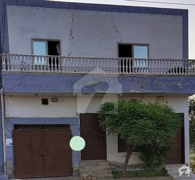 House No 3 Is Available For Sale On Chobara Road