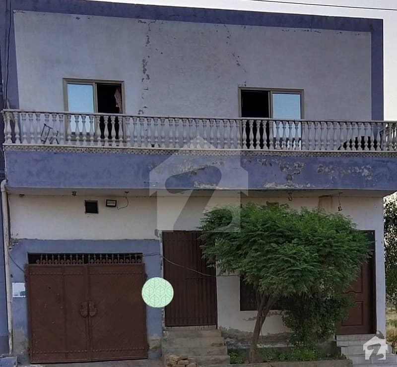 چوبارہ روڈ لیہ میں 5 کمروں کا 5 مرلہ مکان 55 لاکھ میں برائے فروخت۔