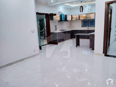 10 Marla Brand New House For Sale In Overseas B Bahria Town Lahore