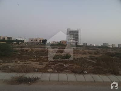Dha City 200 Yard Commercial C5 Plot For Sale On Prime Location In Dha City Karachi