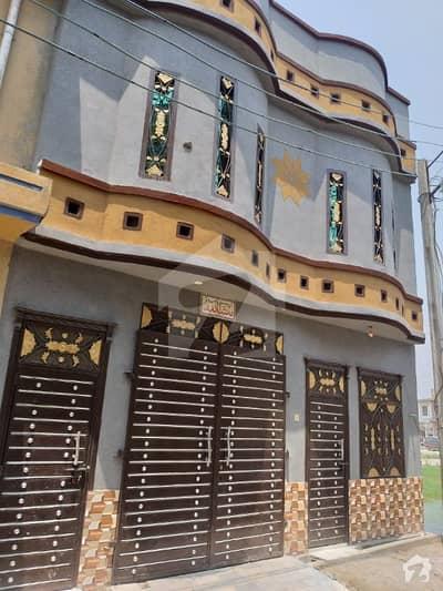 3 Marla Beautiful Fresh House For Sale In Shah Nawaz Town Near Patang Chowk