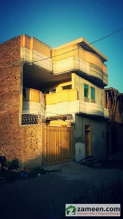 6.5 Marla House For Rent In Warsak Road Peshawar