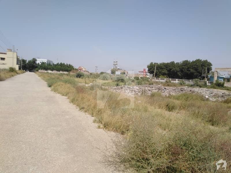 اسراء ولیج حیدر آباد میں 8 مرلہ رہائشی پلاٹ 1.15 کروڑ میں برائے فروخت۔